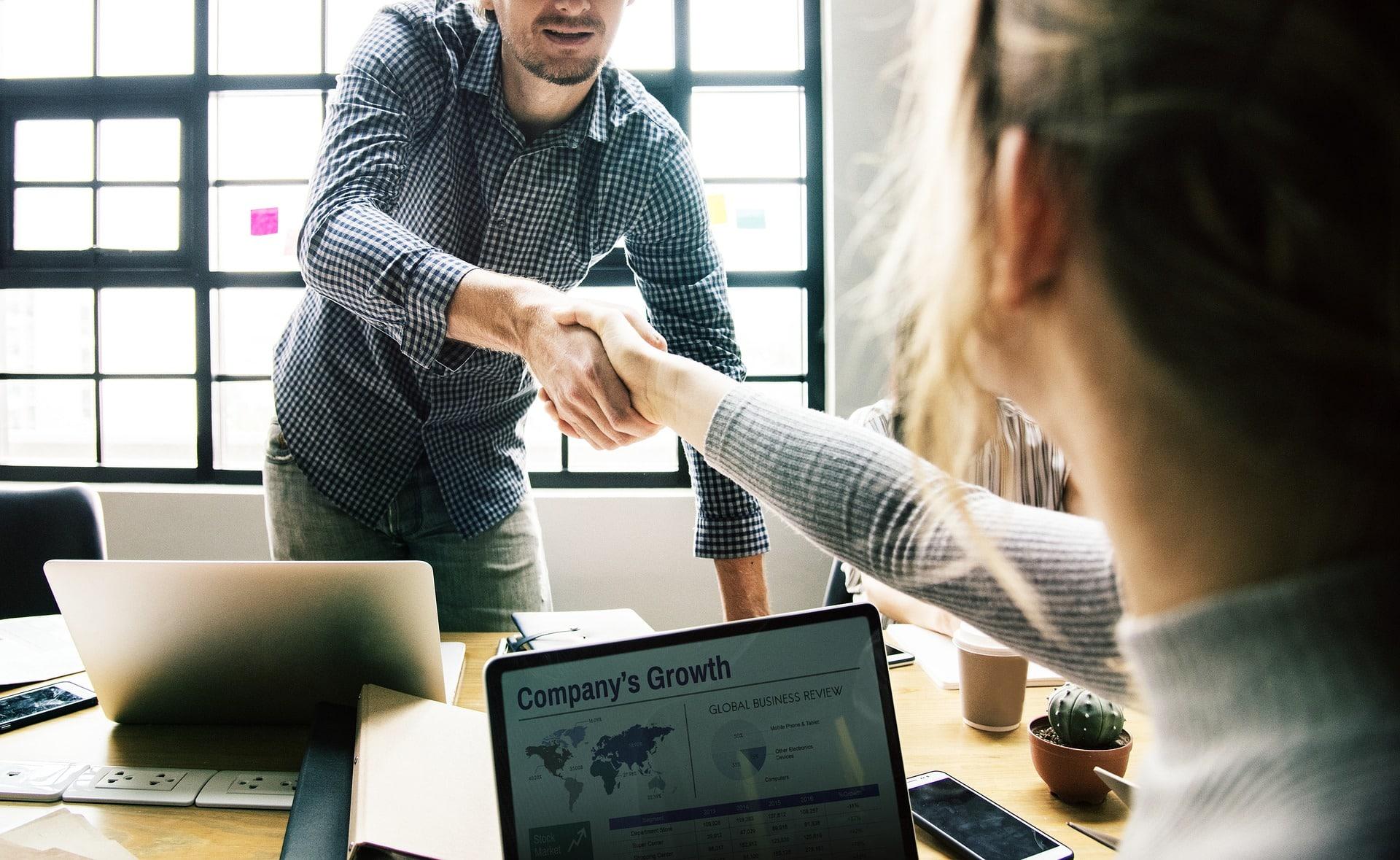 Uuden toimitilan tulee tukea yrityksen kasvua