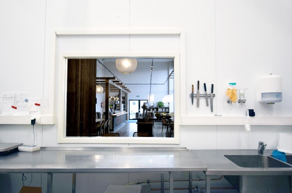 Brand rakentaa Branderin leipomolle uudet toimitilat