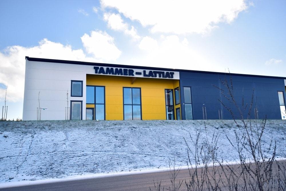 Tammer-Lattioille uudet toimitilat